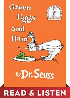 Green Eggs and Ham  Read   Listen Edition Book