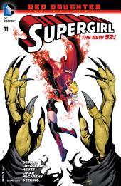 Supergirl (2011- ) #31
