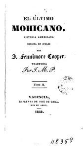 El último mohicano, 2: historia america escrita en inglés