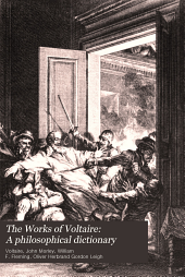 The Works of Voltaire: The Maid of Orleans (La Pucelle d'Orléans)