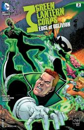 Green Lantern Corps: Edge of Oblivion (2016-) #2