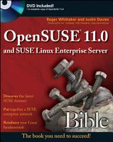 OpenSUSE 11 0 and SUSE Linux Enterprise Server Bible PDF