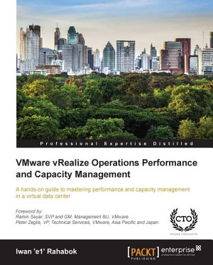 VMware vRealize Operations Performance and Capacity Management PDF