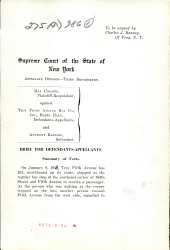 Supreme Court of the State of new York  Appellate  Divison Third Department