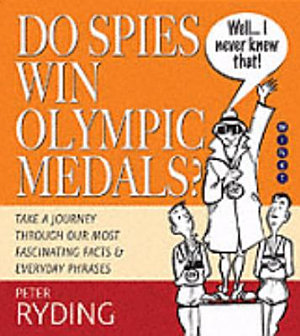 Do Spies Win Olympic Medals