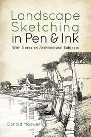 Landscape Sketching In Pen And Ink