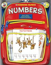 Numbers, Grades PK - 1