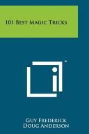 101 Best Magic Tricks PDF