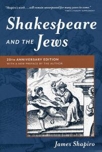 Shakespeare and the Jews Book