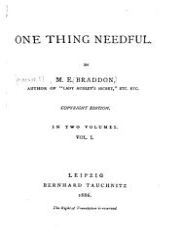 One Thing Needful Book PDF