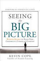Seeing the Big Picture PDF