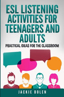 ESL Listening Activities for Teenagers and Adults PDF