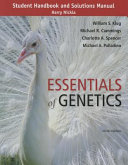 Study Guide and Solutions Manual for Essentials of Genetics PDF