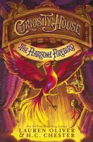 Curiosity House  The Fearsome Firebird  Book Three  PDF