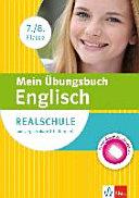 Mein Übungsbuch Englisch 7./8. Klasse