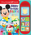 Disney Growing Up Stories  Happy Birthday Party