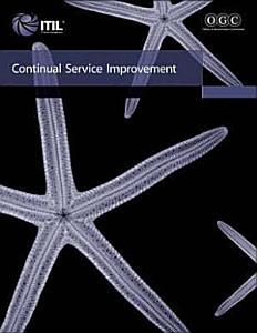 Continual service improvement Book