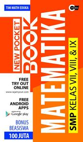 New Pocket book Matematika SMP Kelas VII, VIII, & IX