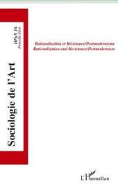 Rationalisation et Résistance/ Postmodernisme
