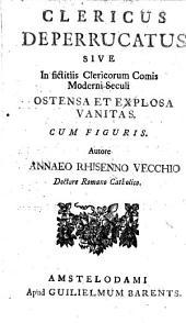 Clericus deperrucatus