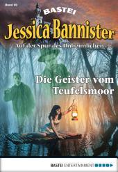 Jessica Bannister - Folge 020: Die Geister vom Teufelsmoor