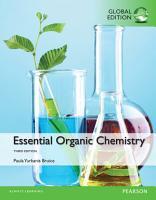 Essential Organic Chemistry  Global Edition PDF