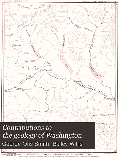 Contributions to the Geology of Washington PDF