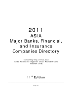 ASIA Major Banks, Financial, and Insurance Companies Directory