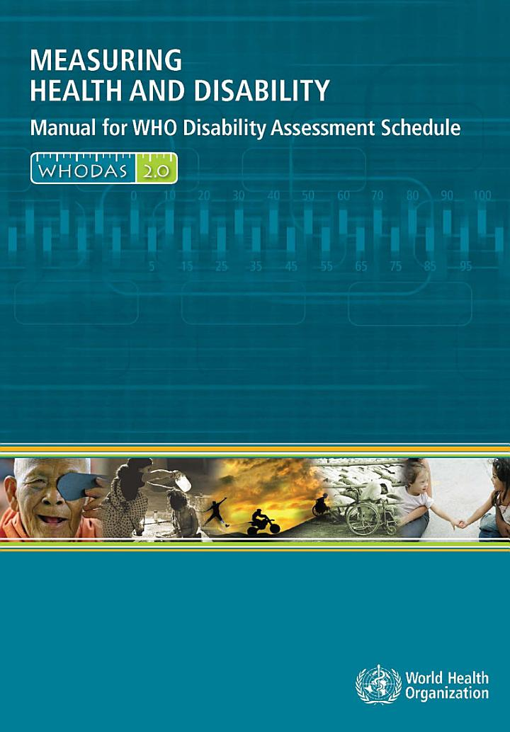 Measuring Health and Disability