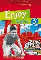 Enjoy English 3e - Manuel numérique élève: Méthode d'Anglais Collège