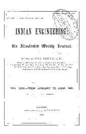 Indian Engineering: Volume 29