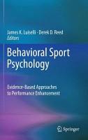 Behavioral Sport Psychology PDF