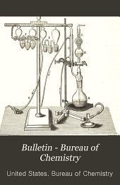 Bulletin - Bureau of Chemistry: Issue 107