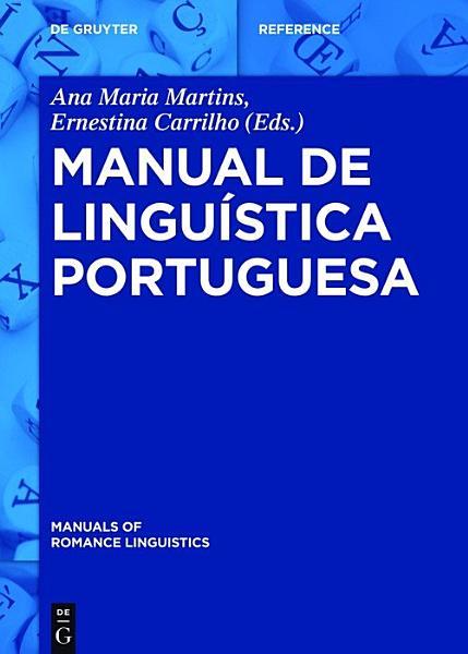 Manual De Lingu Stica Portuguesa