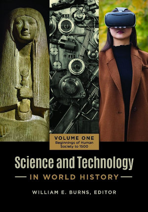 Science and Technology in World History  2 volumes  PDF