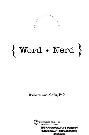 Word Nerd PDF