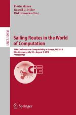 Sailing Routes in the World of Computation