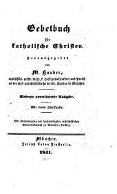 Gebetbuch für katholische Christen: m. Ttlkpf