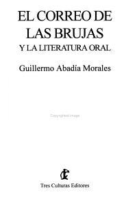 El correo de las brujas y la literatura oral PDF