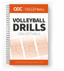 Volleyball Drills  Collection 2 Book