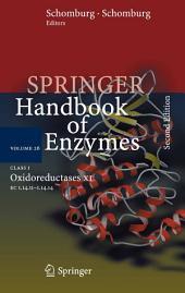 Class 1 Oxidoreductases XI: EC 1.14.11 - 1.14.14, Edition 2