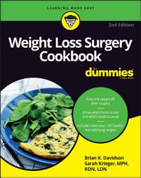 Weight Loss Surgery Cookbook For Dummies Book PDF