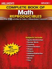 Milliken s Complete Book of Math Reproducibles   Grade 1 PDF