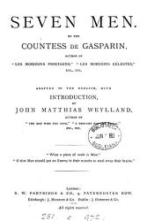 Seven men, adapted to the Engl. by J.M. Weylland