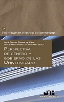 Perspectiva de g  nero y gobierno de las Universidades  PDF