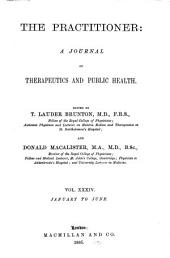 the practitioner: a journal or therapeutics and public health