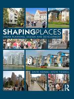 Shaping Places PDF