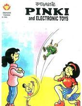 Pinki And Electronic Toys English
