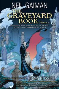 The Graveyard Book Graphic Novel  Volume 1 Book