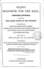 Sharpe's road-book for the rail, eastern (western) division